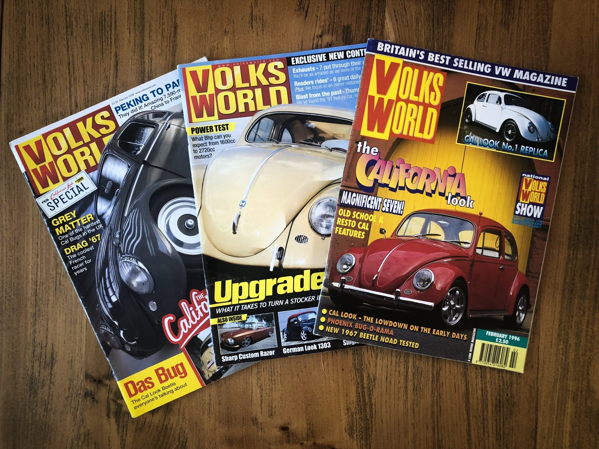 Volksworld Covers - Andy Jewell